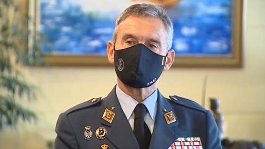 El JEMAD destaca en un comunicado el compromiso de las Fuerzas Armadas con la Constitución