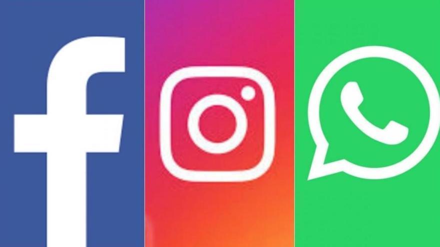 Problemes globals per compartir continguts a WhatsApp, Facebook i Instagram