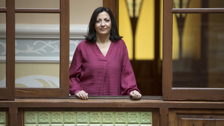 Eva Redondo: «Trabajaré para que se cumplan los proyectos que necesita Castellón»