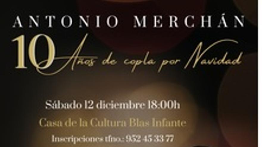 Coplas de navidad con Antonio Merchán
