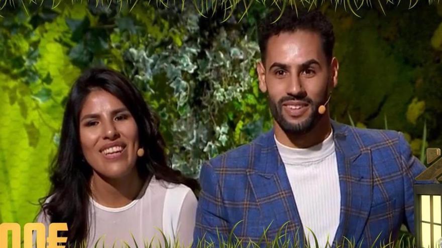 Isa Pantoja y Asraf Beno protagonizan la primera discusión de 'La casa fuerte 2'
