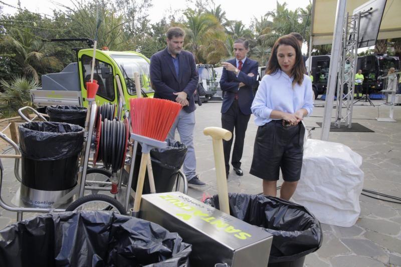 Servicio de limpieza de Santa Cruz de Tenerife