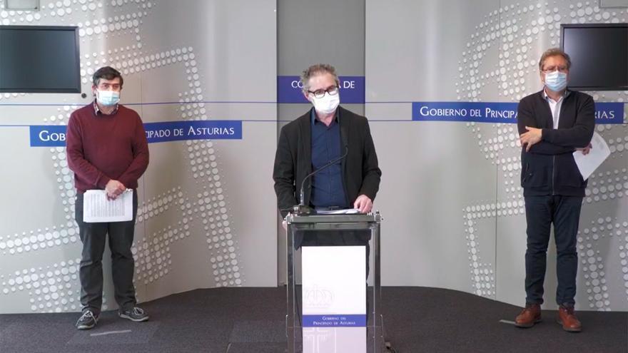 EN DIRECTO: Salud informa sobre la situación actual de la pandemia en Asturias y hace balance