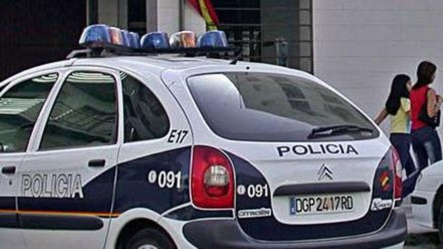 Comisaría de Vélez-Málaga.