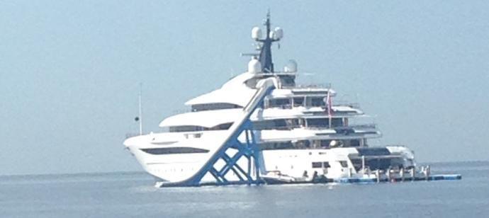 yacht cloud 9 mallorca bendinat
