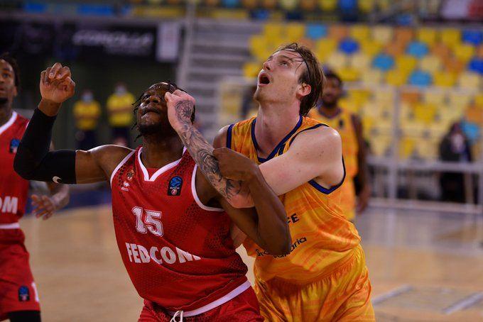 Eurocup - Semifinal: Herbalife Gran Canaria - AS Mónaco