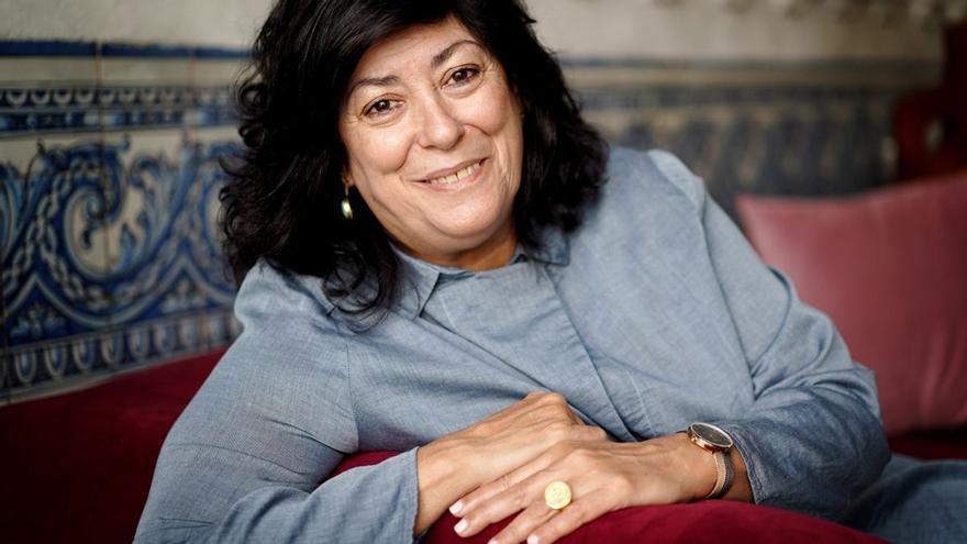 L'escriptora Almudena Grandes anuncia que té càncer