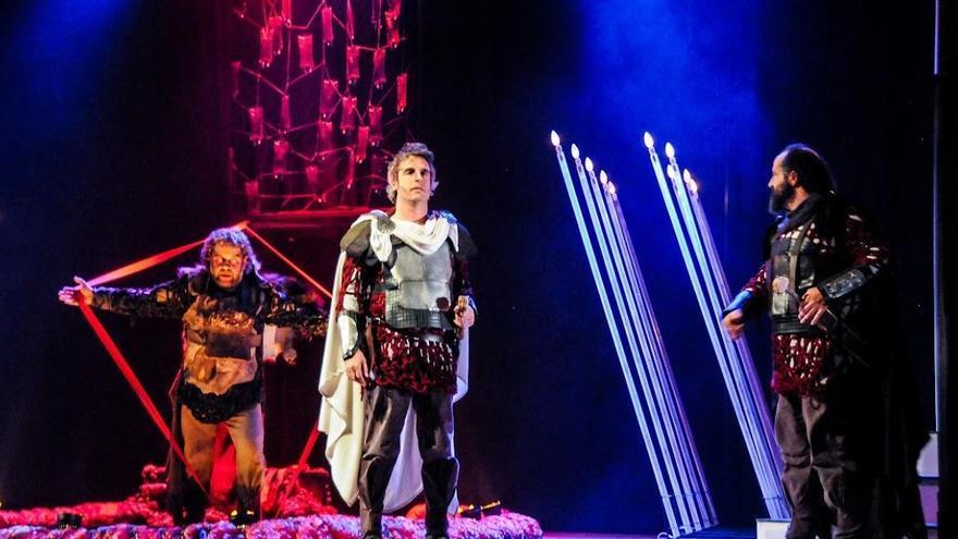 Comienza la semana de teatro profesional del Festival de l'Alcudia