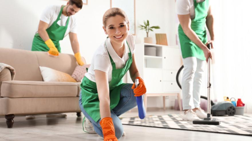 Se necesitan limpiadores para apartamentos en Valencia con disponibilidad inmediata
