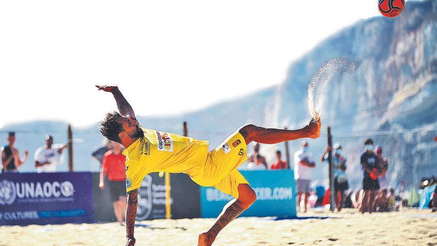 Im Strandfußball ist Mallorca schon Weltklasse