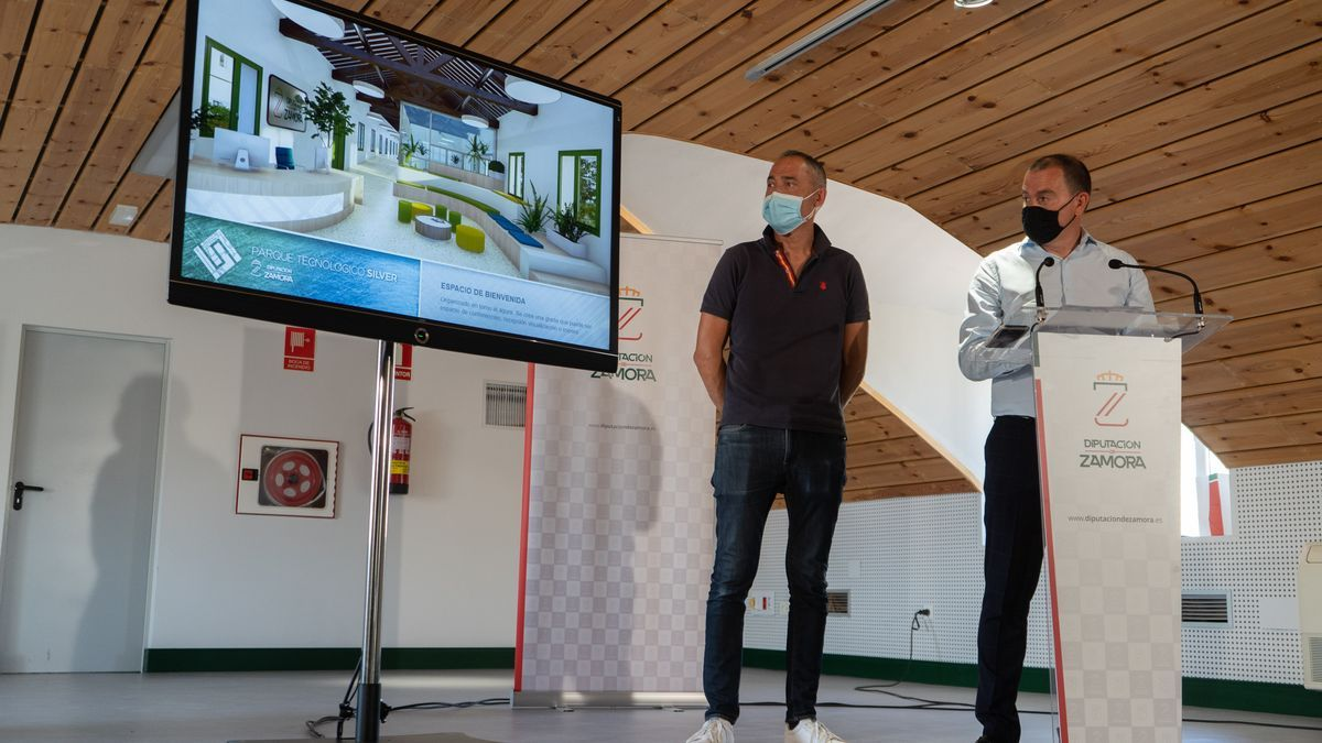 Presentación del proyecto de diseño para el Parque Tecnológico de La Aldehuela