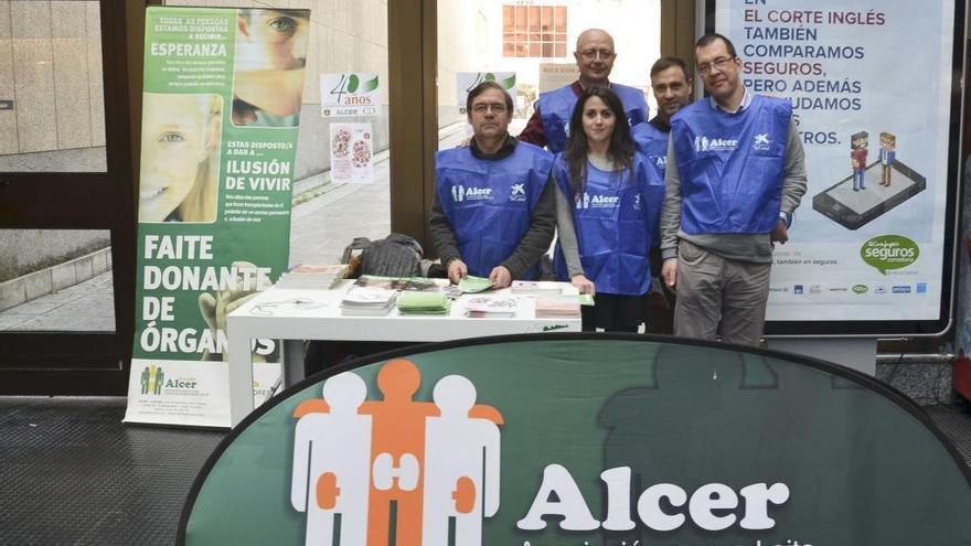 Alcer Coruña desarrolla un proyecto de asesoramiento a pacientes renales