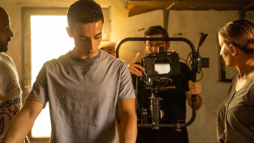 Concluye en Córdoba el rodaje del film tragigómico 'Slasher'
