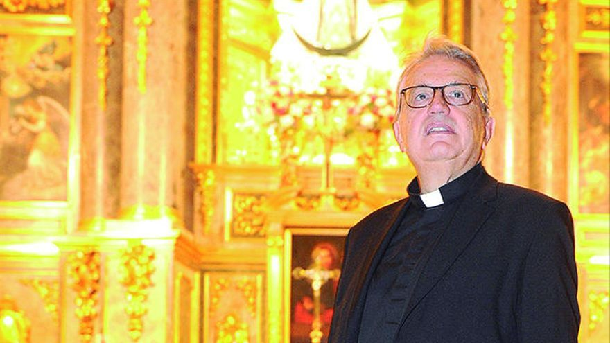 """José Carrasco Pellicer: """"No caí en una depresión porque me agarré a mi fe"""""""