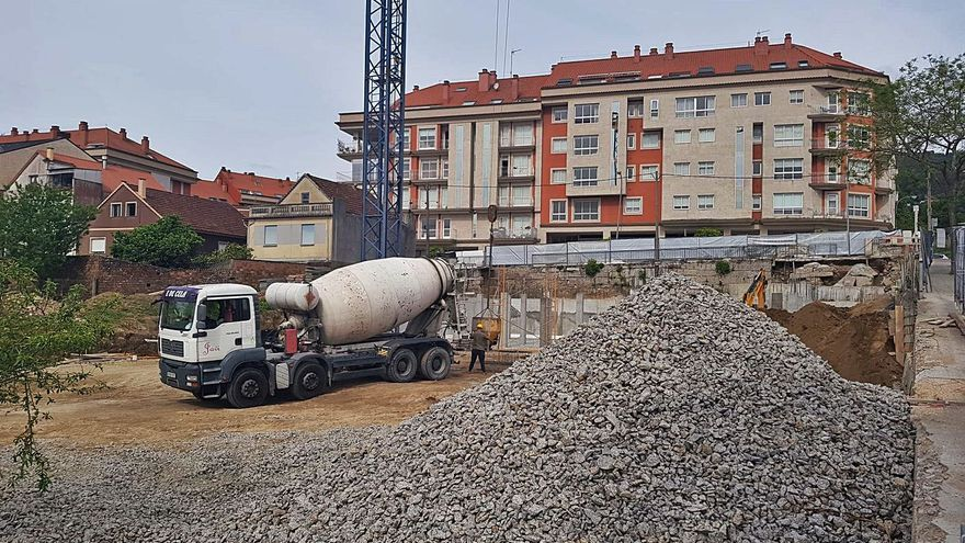 Moaña destinará a vivienda de protección para alquiler su parcela urbanizable en Sisalde