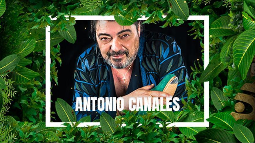 Antonio Canales, primer concursante de 'Supervivientes' que Telecinco hace oficial
