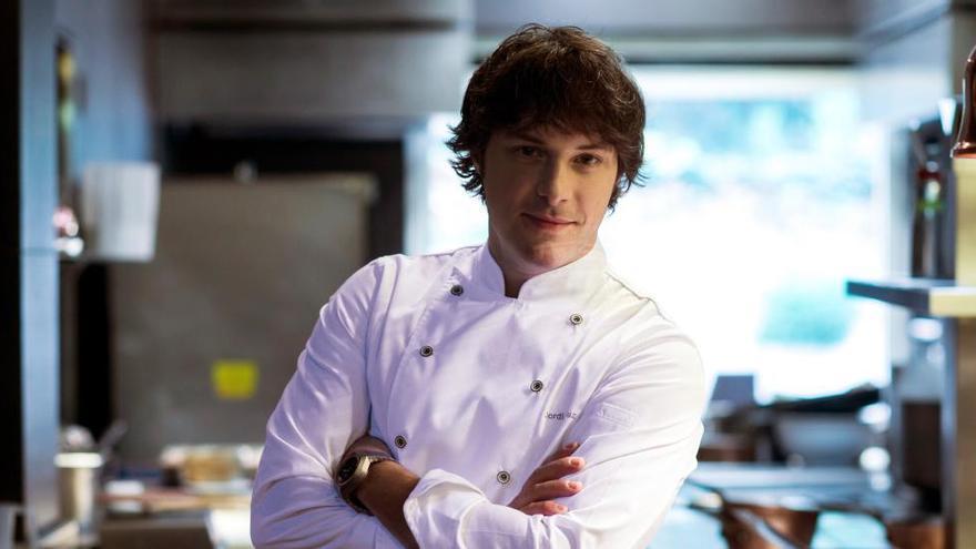 Jordi Cruz: «L'alta cuina s'ha beneficiat de la divulgació a la televisió»