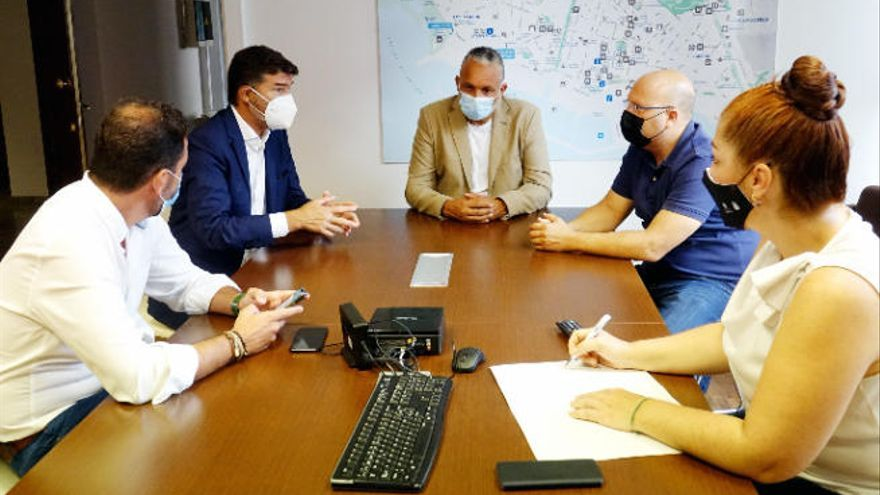La capital agilizará la tramitación de los permisos para ocupación de la vía pública