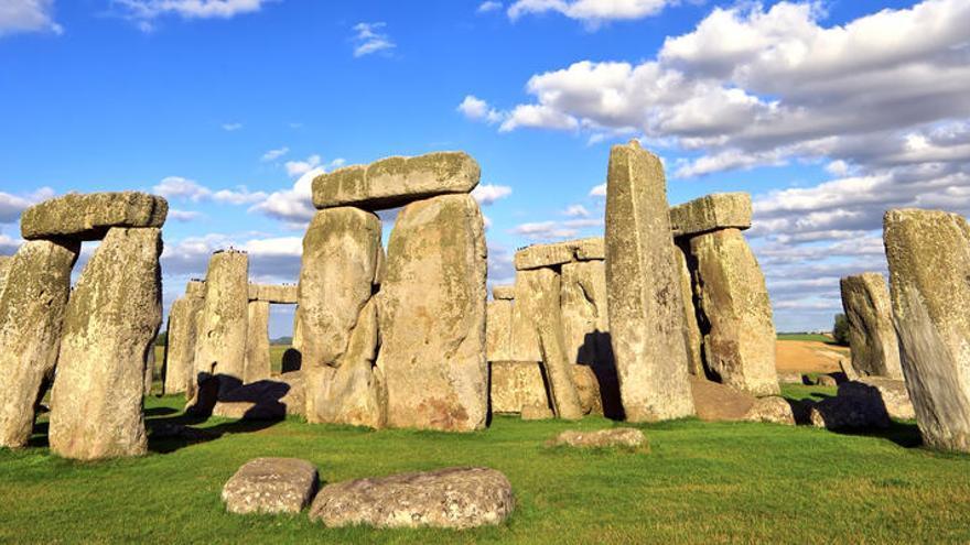 ¿Estuvo Stonehenge antes en Gales?