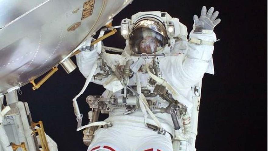 Las mujeres reivindican su papel en la conquista del espacio exterior