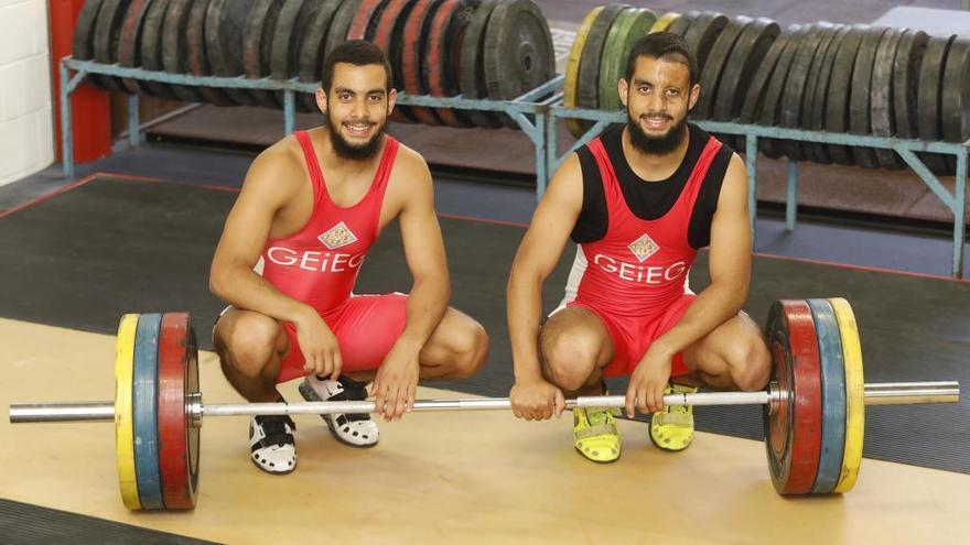 Halterofília: L'esport que aixeca la vida dels germans Baghdadi