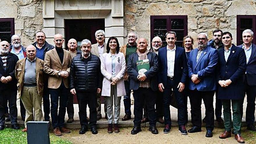 La Xunta se apoya en As Mariñas para impulsar reservas de biosfera