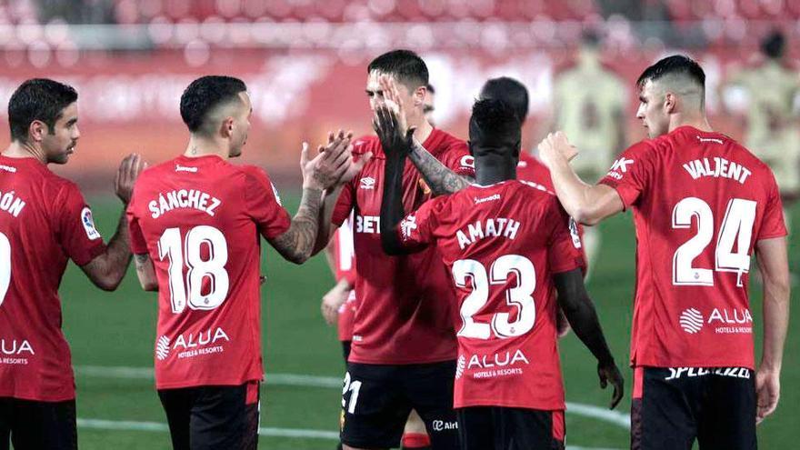 Real Mallorca stürmt der ersten Liga entgegen