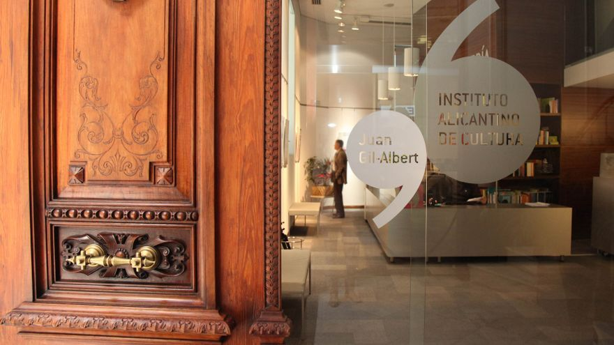 Catorce candidatos aspiran a dirigir el Instituto Gil-Albert