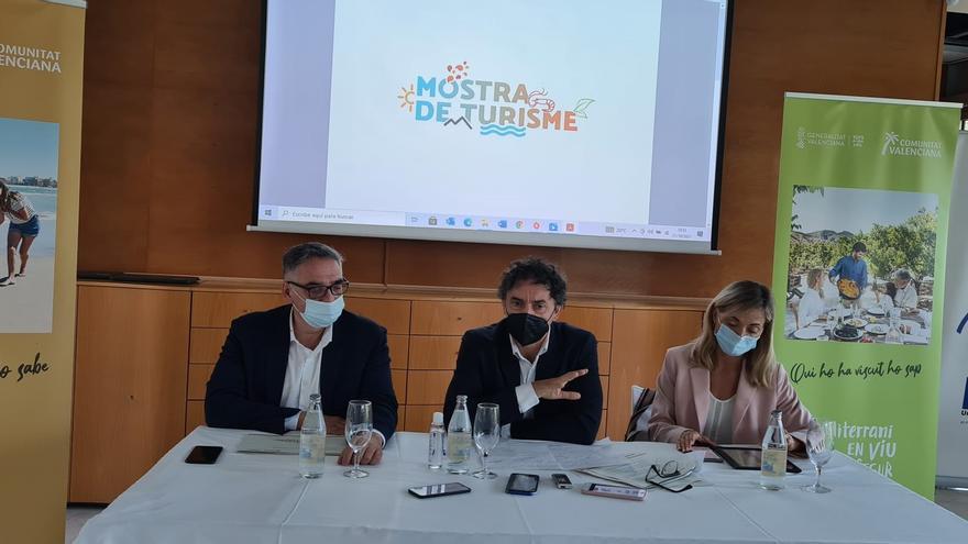 La Costa Blanca acude a València en busca de ese 60% del turismo nacional que llega de la propia Comunidad