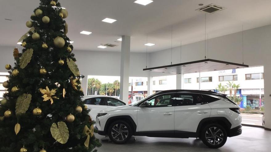 El nuevo Tucson llega a las instalaciones de Automóviles Nieto Hyundai