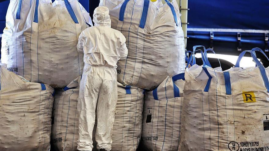 Cuenta atrás para la retirada del amianto