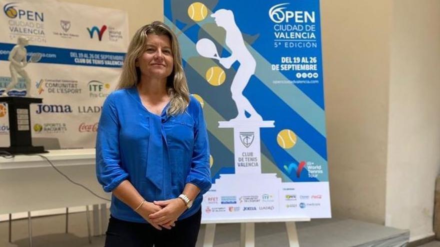 """El Open Ciudad de València tendrá """"jugadoras entre las 100 mejores del mundo"""""""