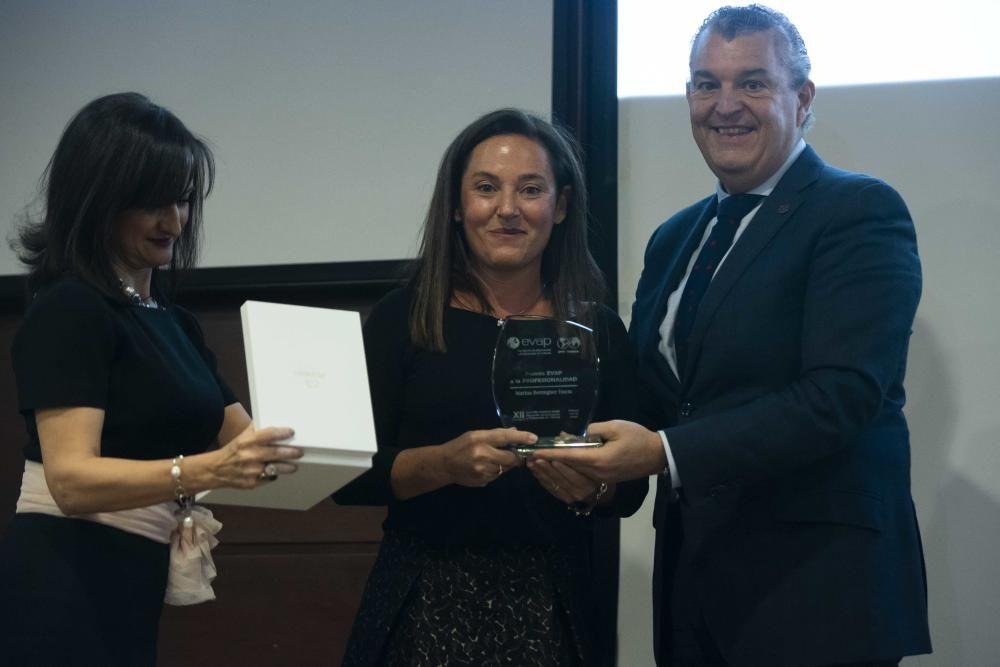 Gala anual de la Asociación de la Asociación de Empresarias y Profesionales de València