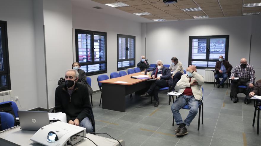 """La Federación vecinal rechaza el plan de Sanz Crespo: """"Es irracional, un disparate"""""""