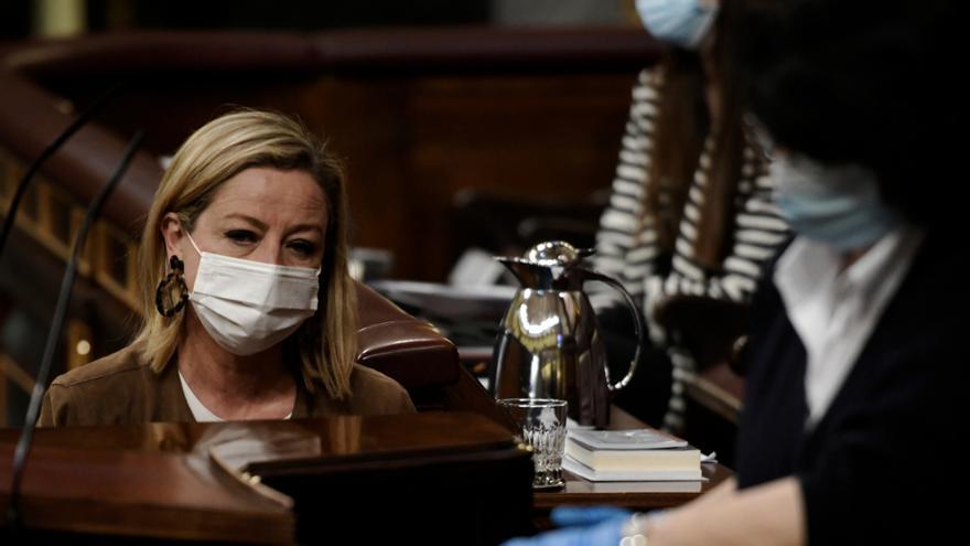 El Congreso rechaza el voto particular del PSOE sobre el dictamen de la Comisión del accidente de Spanair