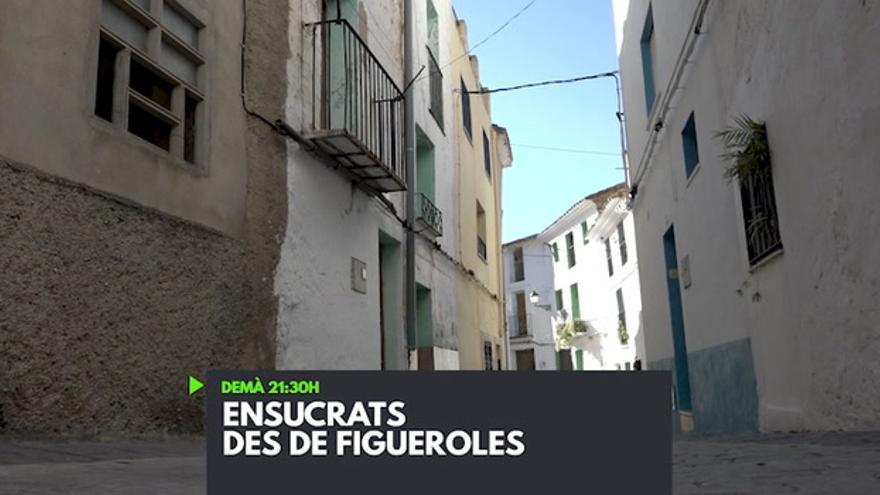 'Ensucrats. Postres d'interior': Figueroles