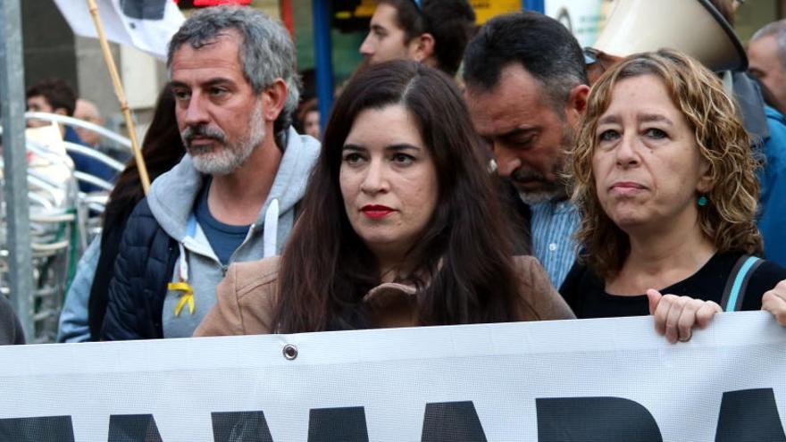 Un jutjat d'instrucció de Barcelona es farà càrrec de la causa contra Tamara Carrasco