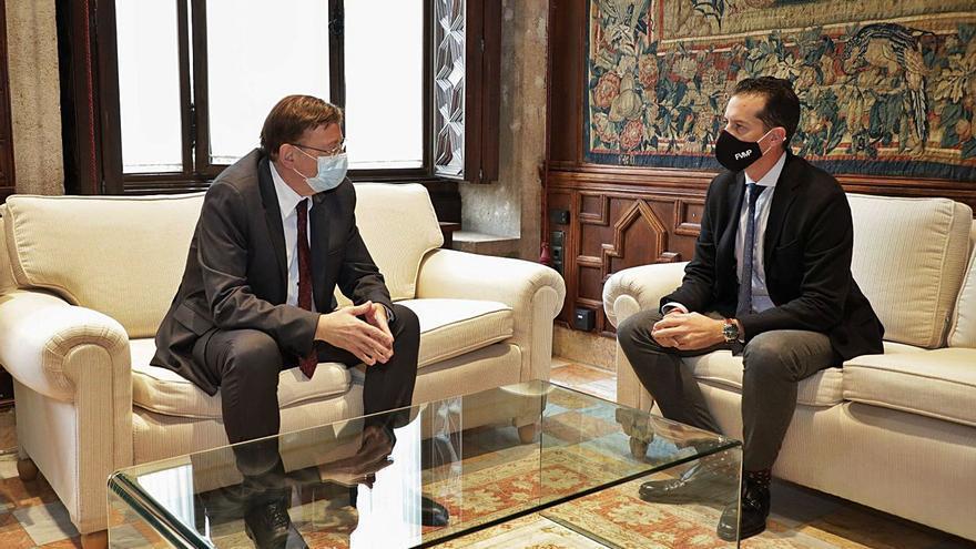 El PSPV se mantiene firme pese a la alianza de Soler y Alfaro: apela a la unidad en los congresos