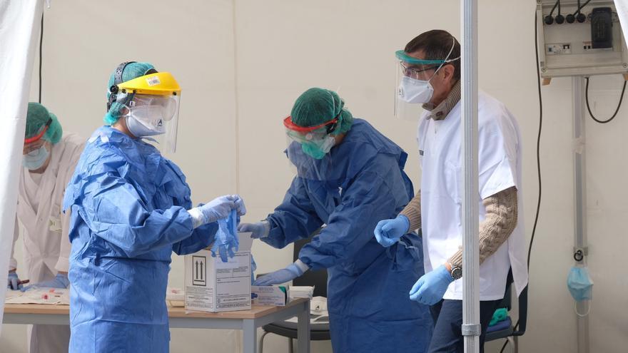 La provincia de Alicante registra 382 nuevos casos de coronavirus y 6 fallecimientos