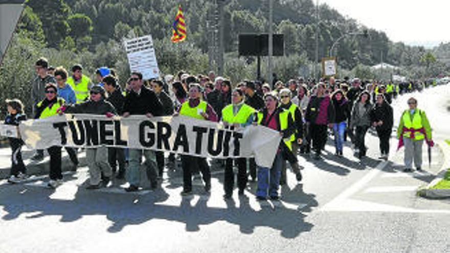 Rechtsstreit um Sóller-Tunnel: Betreiber verlangt 31 Millionen Euro Entschädigung