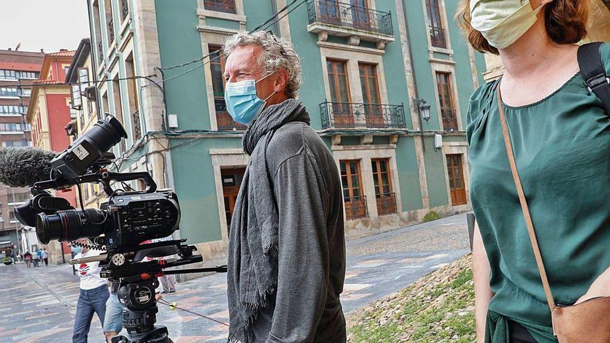 La tele francesa busca a Woody en Asturias