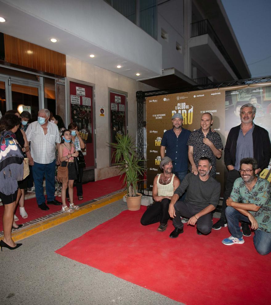 David Marqués vuelve a sus raíces en Ibiza