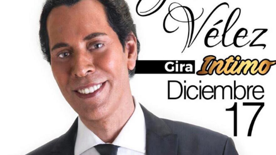 Gana una entrada para asistir al espectáculo de José Vélez