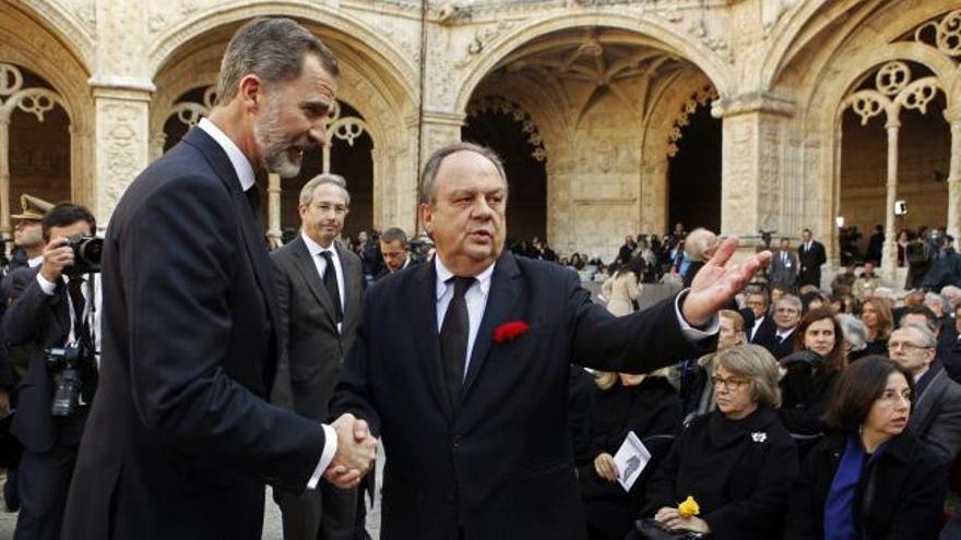 Portugal dice 'hasta siempre' a Mário Soares