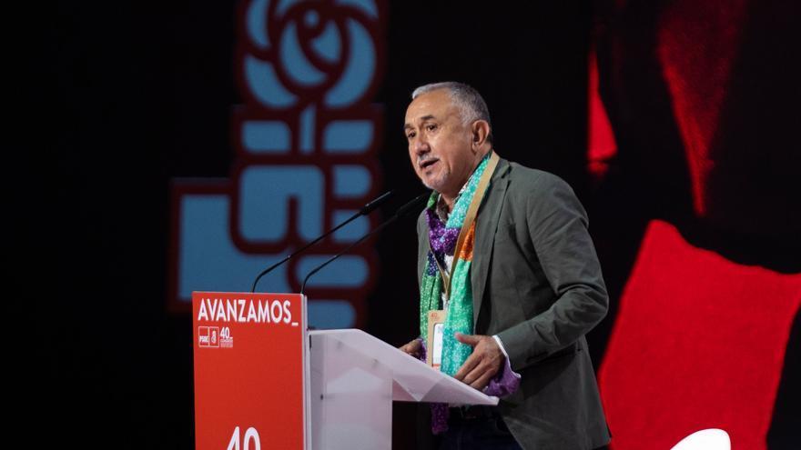 UGT y CCOO apremian al PSOE a derogar reforma laboral