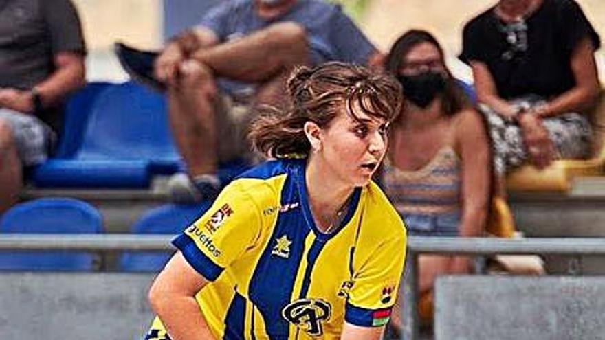 Monje, assegurança de gols pel Garatge Plana Girona