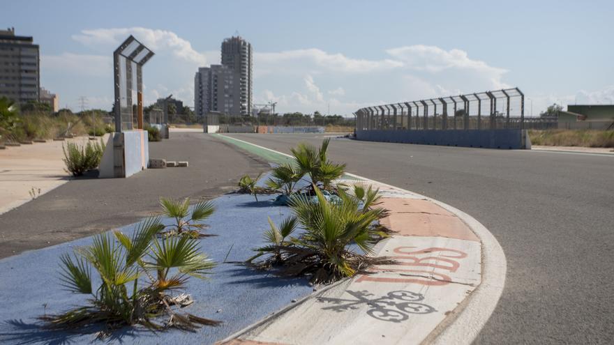 El coste del circuito de la F1 enfrenta al  Consell con València 14 años después