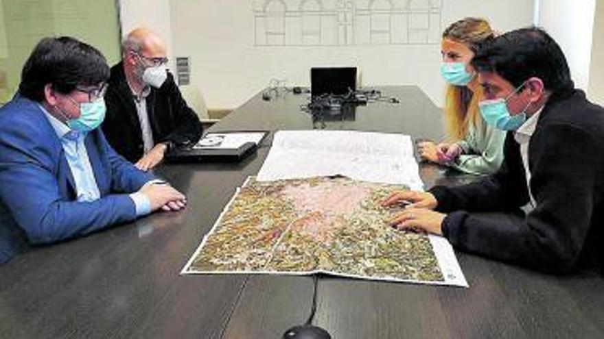 Igualada rep la cartografia topogràfica urbana 3D  feta per la Diputació