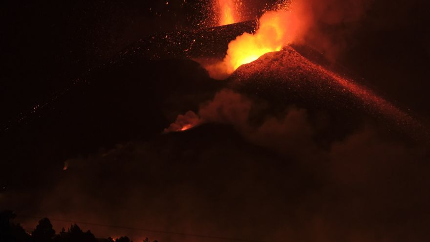 ¿Es una erupción o una batalla naval?