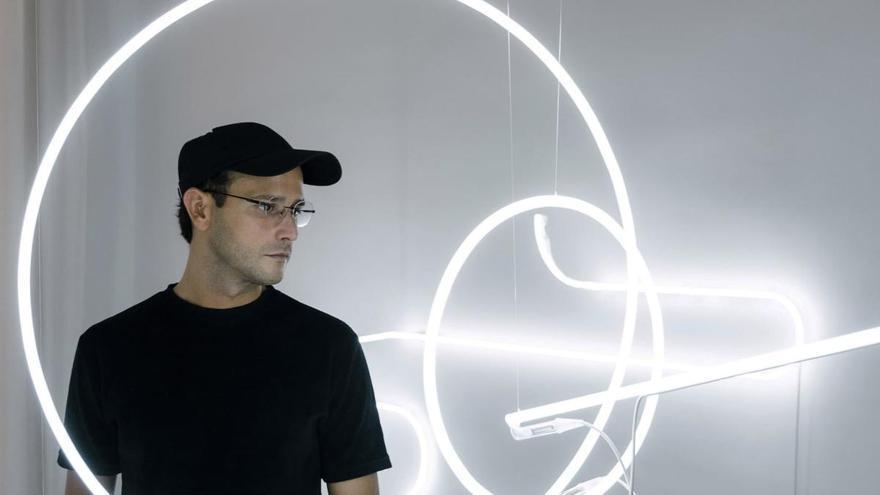 El Párraga invita a reflexionar sobre el tiempo con las obras de Pedro Torres